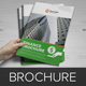 Corporate Finance BiFold Brochure Template v3 - GraphicRiver Item for Sale