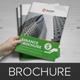 Corporate Finance BiFold Brochure Template v3 - GraphicRiver Item for Sale