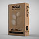 DieCut Box Mockup - GraphicRiver Item for Sale