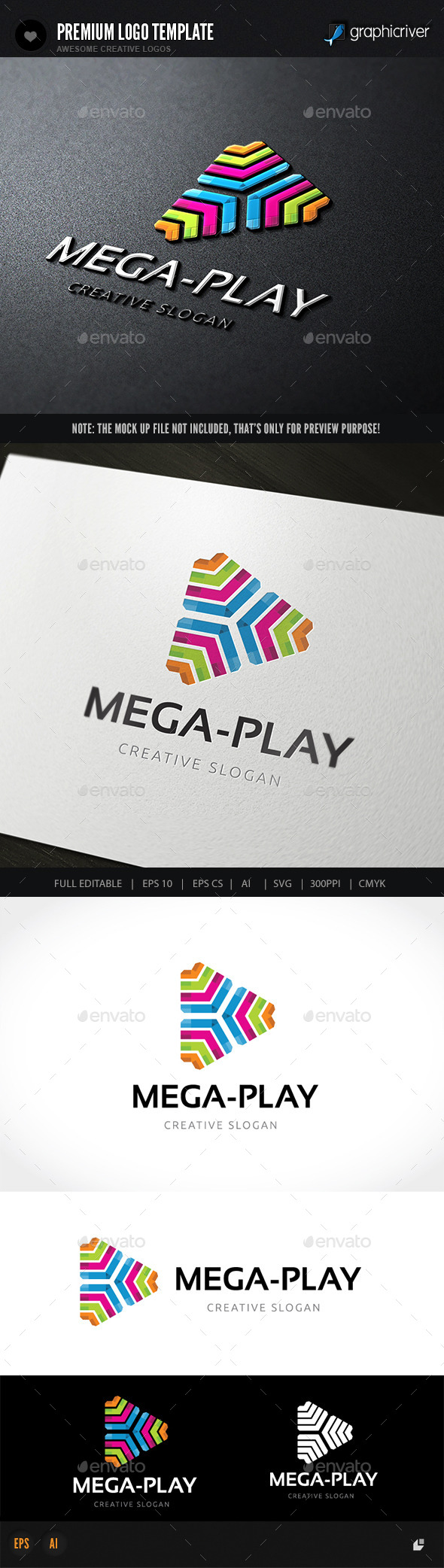 GraphicRiver Mage Play 9083519