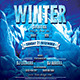 Winter Season Flyer Template - GraphicRiver Item for Sale