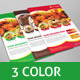 Foods/Product Flyer Template - GraphicRiver Item for Sale