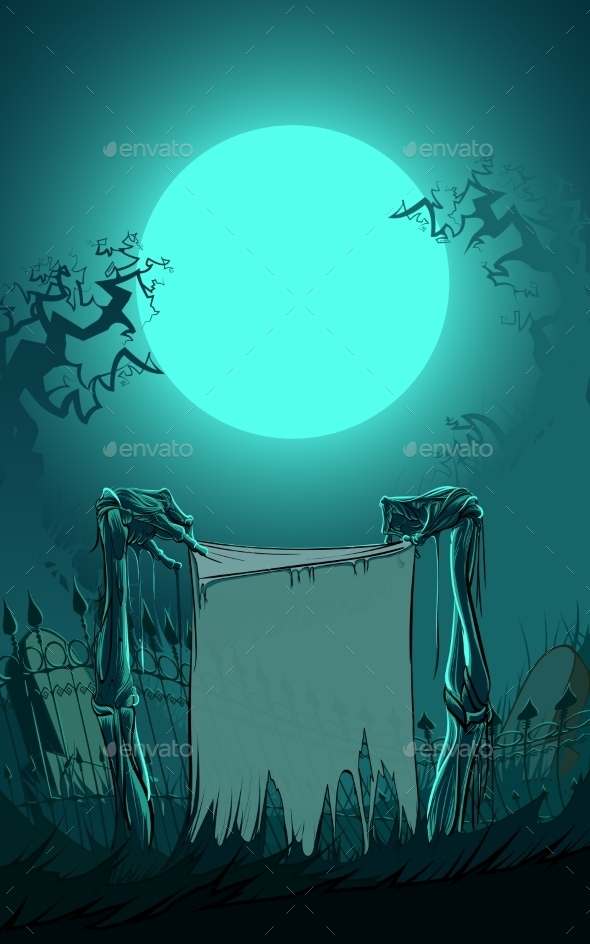 GraphicRiver Halloween Illustration 9084540