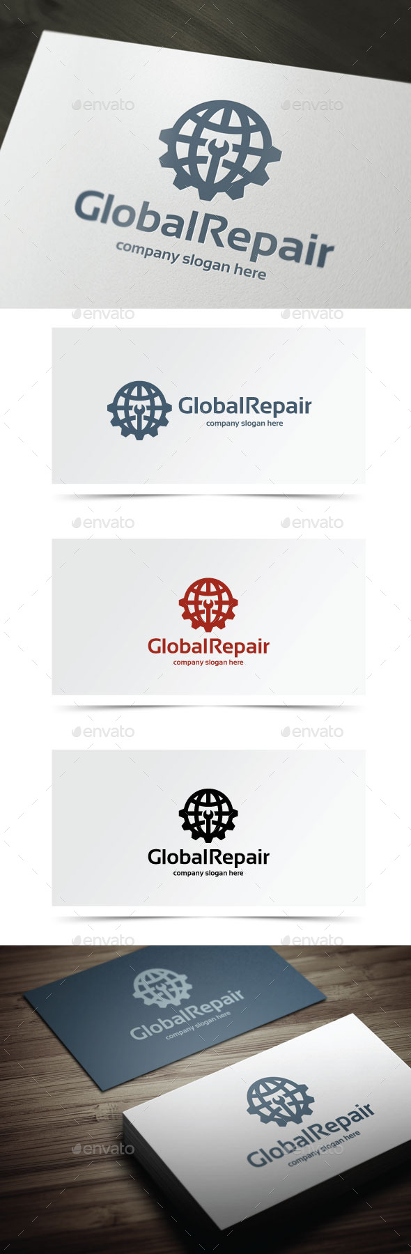 GraphicRiver Global Repair 9084763