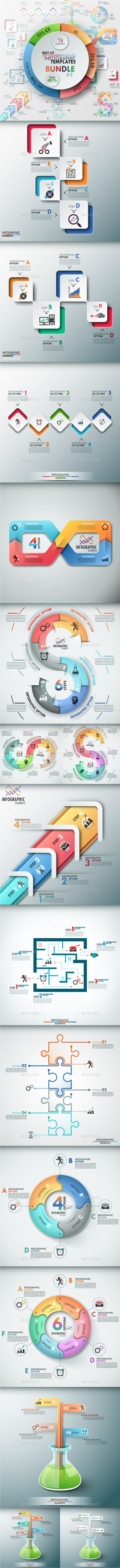 GraphicRiver The Second Bundle 9085309