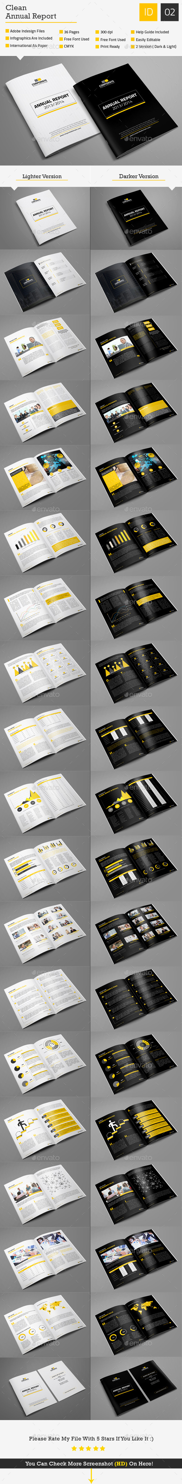 GraphicRiver Annual Report 02 9085410