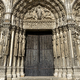 France Chartres Cathedral West Facade Royal Portal - PhotoDune Item for Sale