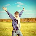 Happy Teenager outdoor - PhotoDune Item for Sale