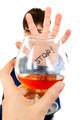 Teenager refuses Alcohol - PhotoDune Item for Sale