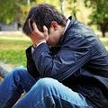 Sad Young Man outdoor - PhotoDune Item for Sale