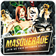 Masquerade - Flyer - GraphicRiver Item for Sale