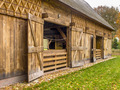 Traditional Shed in Dutch Building Style, Drenthe, Netherlands - PhotoDune Item for Sale
