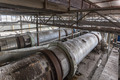 Industrial Building Interior with sodium carbonate Centrifuges - PhotoDune Item for Sale