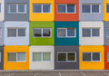 Colorful Apartment Building - PhotoDune Item for Sale