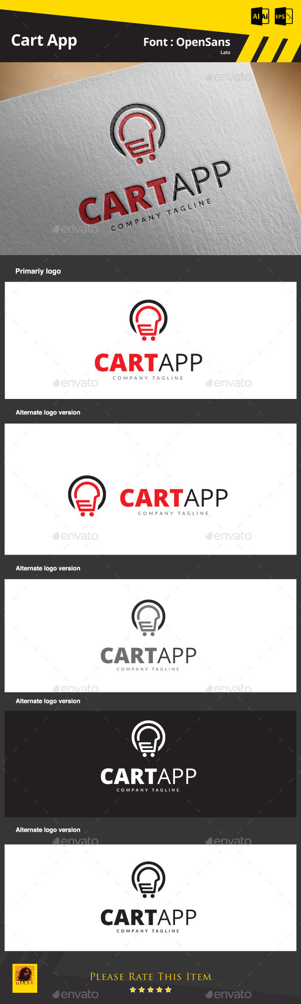 GraphicRiver Cart App 9089102