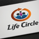 Life Circle Logo - GraphicRiver Item for Sale