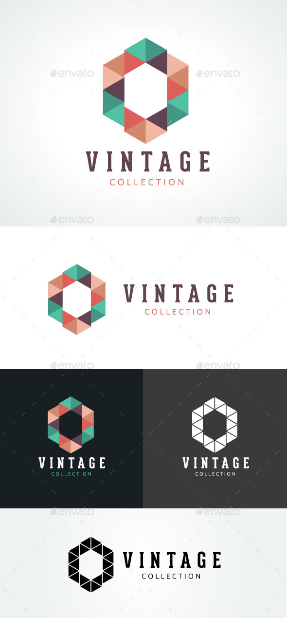GraphicRiver Vintage Collection 9089520