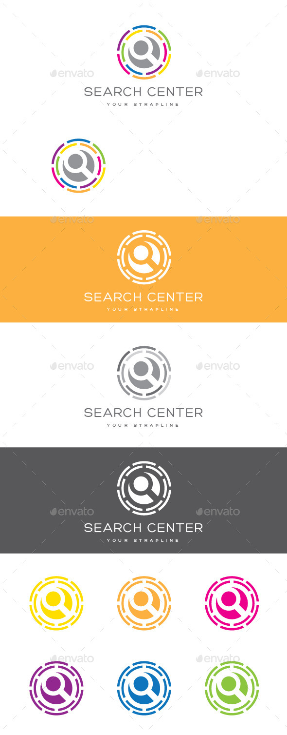 GraphicRiver Search Center Logo 9089527