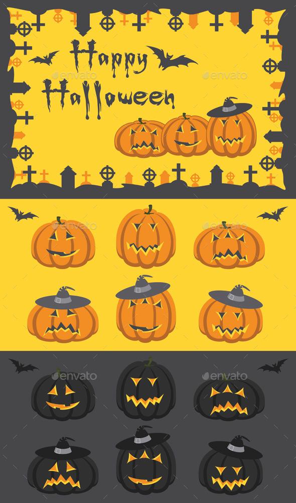 GraphicRiver Happy Halloween 9089800