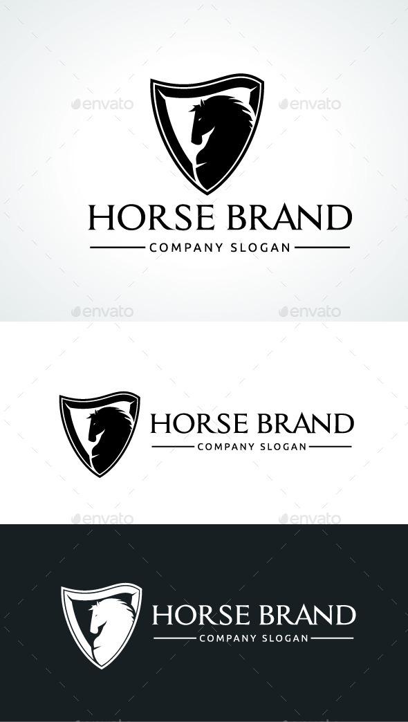 GraphicRiver Horse Brand 9089809