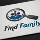 Find Family Logo - GraphicRiver Item for Sale
