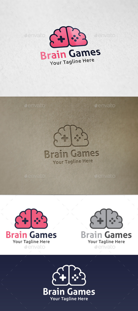 GraphicRiver Brain Games 9089969