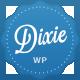 Dixie - A Responsive WordPress Blog Theme