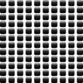 black ang white abstract seamless mosaic background - PhotoDune Item for Sale