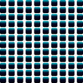 blue and black abstract seamless mosaic background - PhotoDune Item for Sale