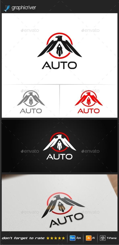GraphicRiver Auto Logo Templates 9091407