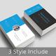 Creative Business Card V9