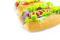 hot dog over white background - PhotoDune Item for Sale