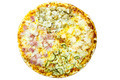 Delicious italian pizza over white - PhotoDune Item for Sale