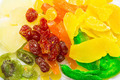 Mix of different dried fruits - PhotoDune Item for Sale