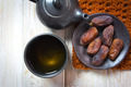 black tea and dates - PhotoDune Item for Sale