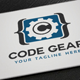 Code Gear Logo - GraphicRiver Item for Sale