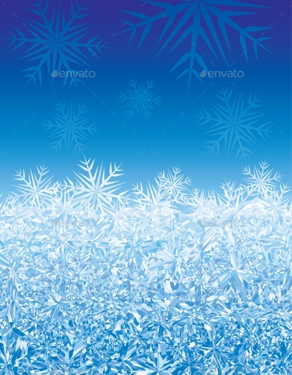 GraphicRiver Ice background 9092103