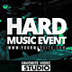 Hard Music Event - VideoHive Item for Sale