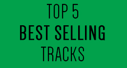 Top 5 Best Selling Tracks