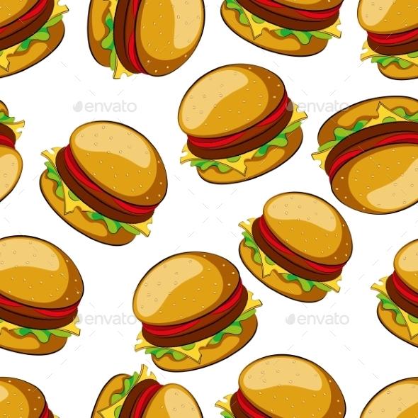 GraphicRiver Hamburger 9094170