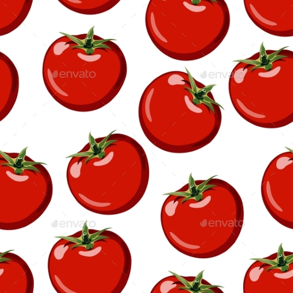 GraphicRiver Red Ripe Tomato 9094344