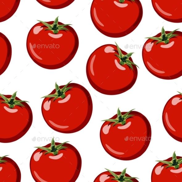 GraphicRiver Red Ripe Tomato 9094344