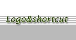 Logo & shortcut