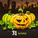 Halloween Poster Templates - GraphicRiver Item for Sale