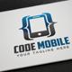 Code Mobile Logo - GraphicRiver Item for Sale