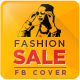 Fashion Sale Facebook Covers - GraphicRiver Item for Sale