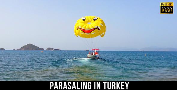 Parasaling