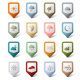Colorful Set Pointers for Weather - GraphicRiver Item for Sale