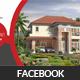 Real Estate Facebook Timeline Psd - GraphicRiver Item for Sale