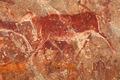 Bushmen rock painting - PhotoDune Item for Sale